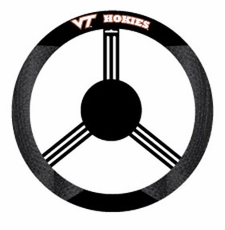 Virginia Tech Hokies Mesh Steering Wheel Cover