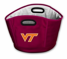 Virginia Tech Hokies Party Bucket