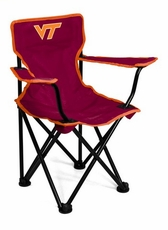 Virginia Tech Hokies Toddler Chair