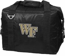Wake Forest Demon Deacons 12 Pack Small Cooler
