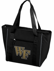 Wake Forest Demon Deacons 30 Can Cooler Tote