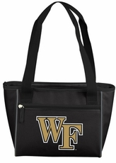 Wake Forest Demon Deacons 8 Can Cooler Tote