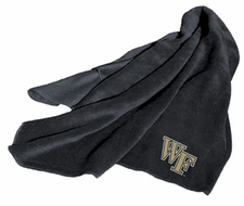 Wake Forest Demon Deacons Fleece Throw
