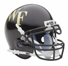 Wake Forest Demon Deacons Schutt Authentic Mini Helmet