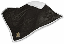 Wake Forest Demon Deacons Sherpa Blanket