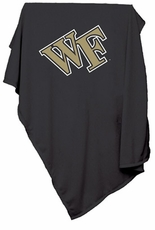 Wake Forest Demon Deacons Sweatshirt Blanket