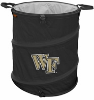 Wake Forest Demon Deacons Tailgate Trash Can / Cooler / Laundry Hamper