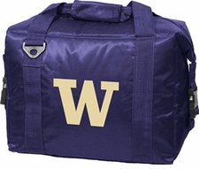 Washington Huskies 12 Pack Small Cooler