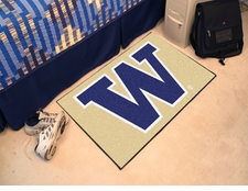 "Washington Huskies 20""x30"" Starter Floor Mat"
