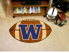 "Washington Huskies 22""x35"" Football Floor Mat"