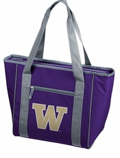 Washington Huskies 30 Can Cooler Tote