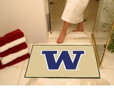 "Washington Huskies 34""x45"" All-Star Floor Mat"