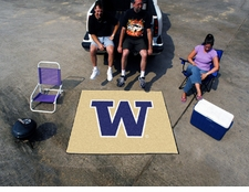 Washington Huskies 5'x6' Tailgater Floor Mat