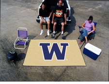 Washington Huskies 5'x8' Ulti-mat Floor Mat