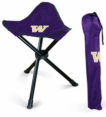 Washington Huskies Folding Stool