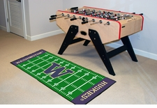 "Washington Huskies Football Runner 30""x72"" Floor Mat"
