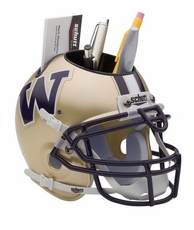 Washington Huskies Helmet Desk Caddy