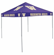 Washington Huskies Purple Logo Canopy Tailgate Tent