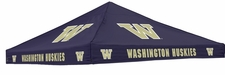 Washington Huskies Purple Logo Tent Replacement Canopy