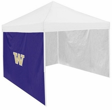 Washington Huskies Purple Side Panel for Logo Tents