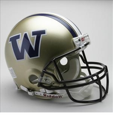 Washington Huskies Riddell Pro Line Authentic Helmet