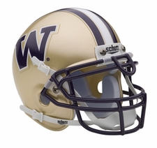 Washington Huskies Schutt Authentic Mini Helmet