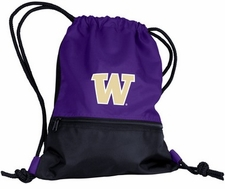 Washington Huskies String Pack / Backpack