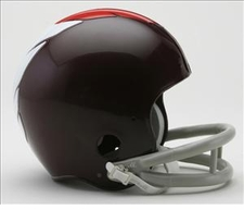 Washington Redskins 1960-64 2-Bar Throwback Replica Mini Helmet