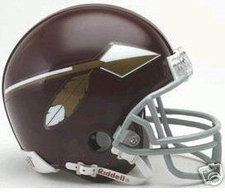 Washington Redskins 1965-69 Throwback Replica Mini Helmet