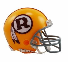 Washington Redskins 1970-71 Throwback Replica Mini Helmet