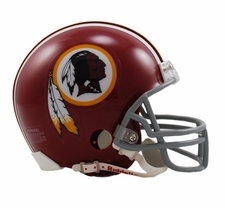 Washington Redskins 1972-77 Throwback Replica Mini Helmet