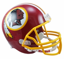 Washington Redskins 1978-2003 Throwback Riddell Deluxe Replica Helmet