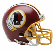 Washington Redskins 1982 Throwback Replica Mini Helmet