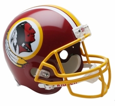 Washington Redskins 1982 Throwback Riddell Deluxe Replica Helmet