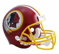 Washington Redskins 1982 Throwback Riddell Pro Line Helmet