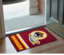 "Washington Redskins 20""x30"" Uniform-Inspired Floor Mat"