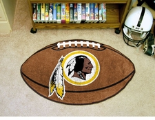"Washington Redskins 22""x35"" Football Floor Mat"