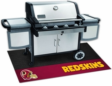 Washington Redskins 26x42 Grill Mat