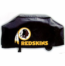 Washington Redskins Deluxe Barbeque Grill Cover