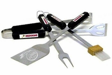 Washington Redskins Grill BBQ Utensil Set
