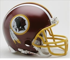 Washington Redskins Riddell Replica Mini Helmet