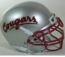 Washington State Cougars 1988-99 Schutt Throwback Mini Helmet