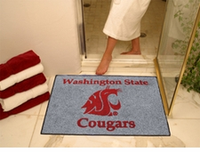 "Washington State Cougars 34""x45"" All-Star Floor Mat"