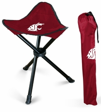 Washington State Cougars Folding Stool