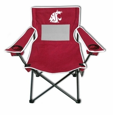 Washington State Cougars Monster Mesh Chair
