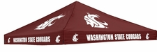 Washington State Cougars Red Logo Tent Replacement Canopy