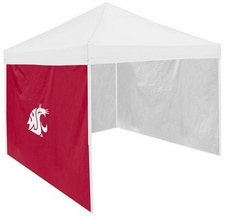 Washington State Cougars Red Side Panel for Logo Tents