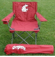 Washington State Cougars Rivalry Adult Chair