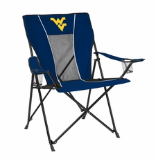 West Virginia Game Time Chair