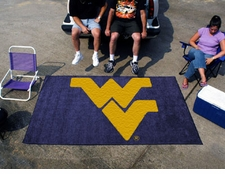 West Virginia Mountaineers 5'x8' Ulti-mat Floor Mat